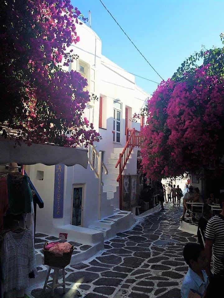 day trips from Naxos