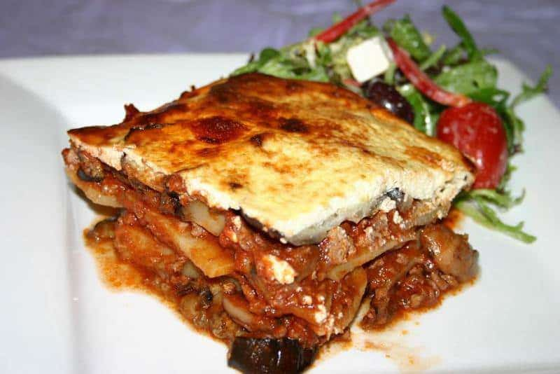 greek casserole