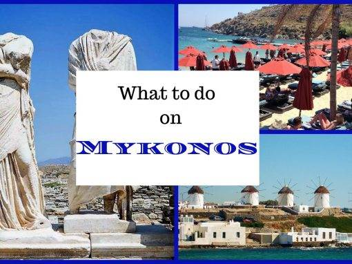what to do on mykonos
