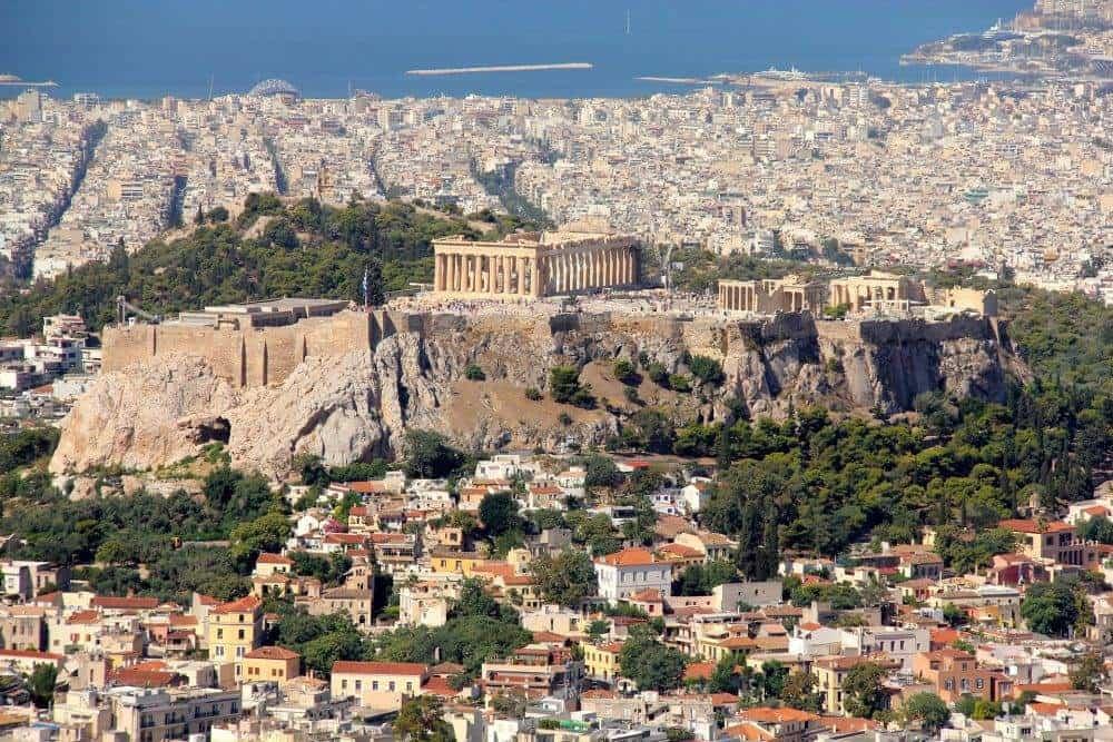 capital of greece