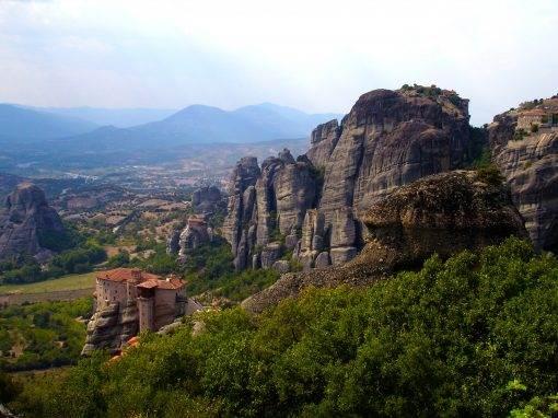 greece mountains