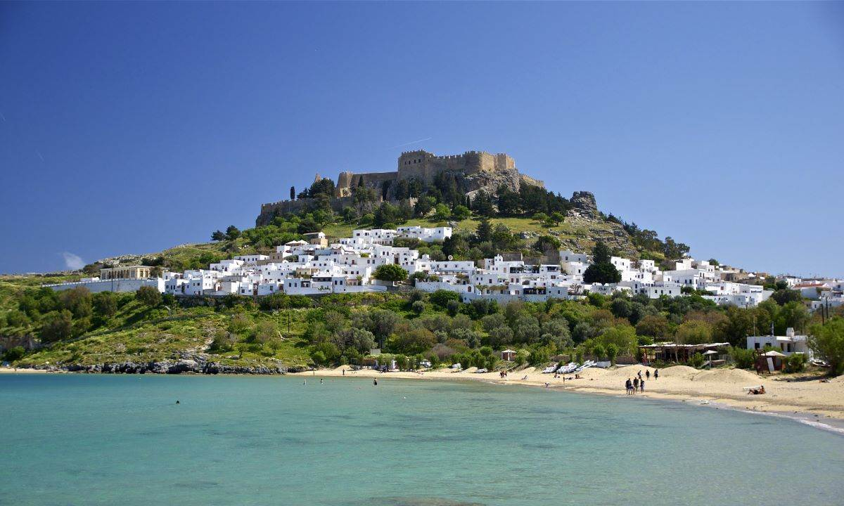 best greek islands for families