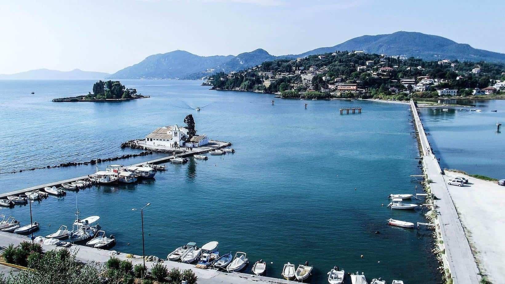 ionian greek island