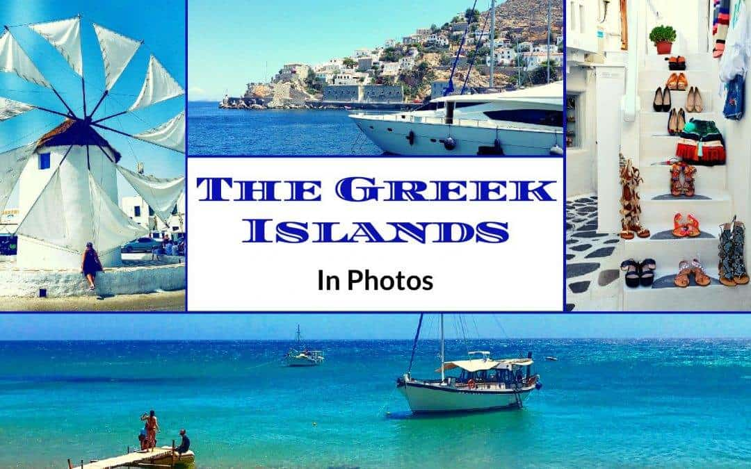 The Greek Islands in photos