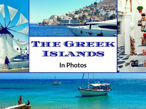 photos of greek islands