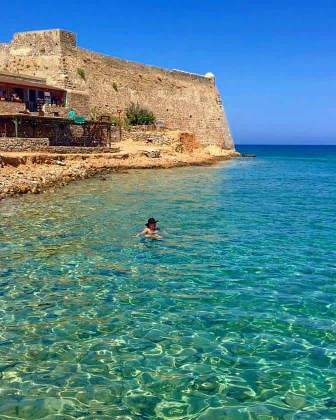 azure water swim