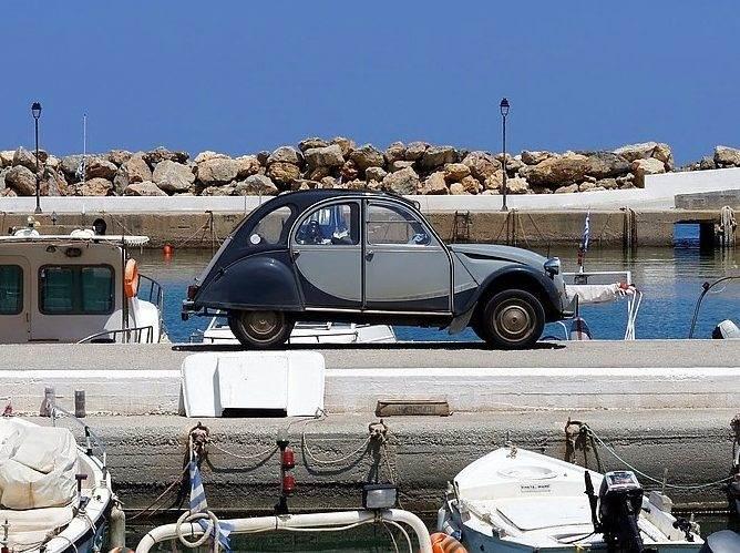 transport on naxos