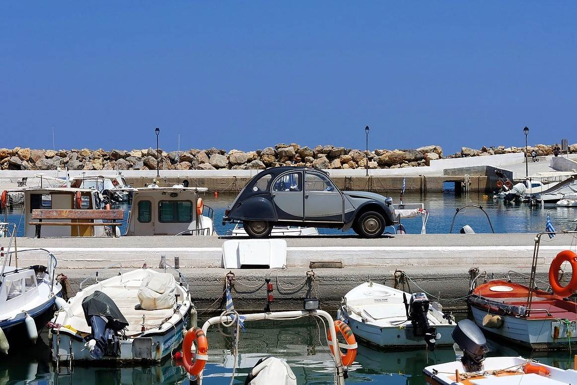 greece transport