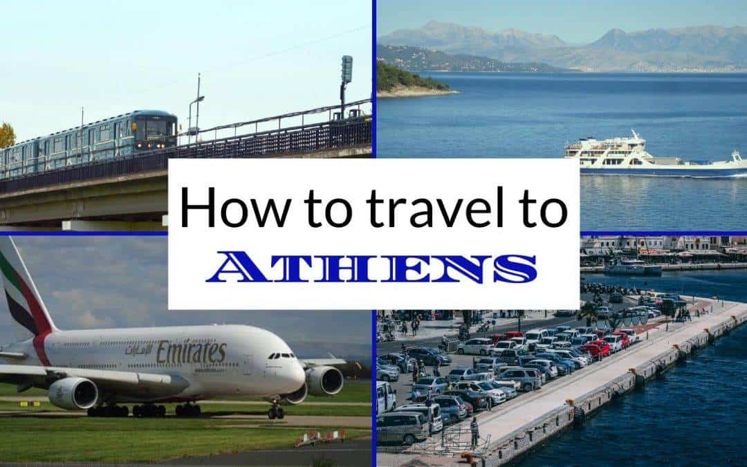 How to travel to Athens
