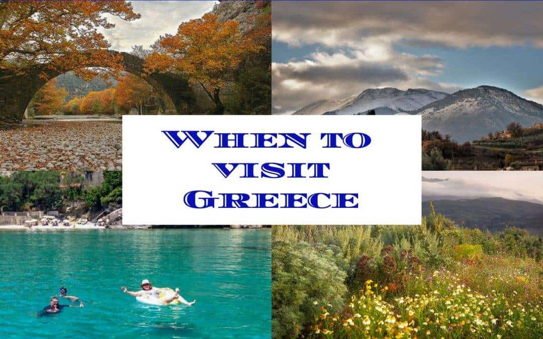 When is the best time to visit Greece ?