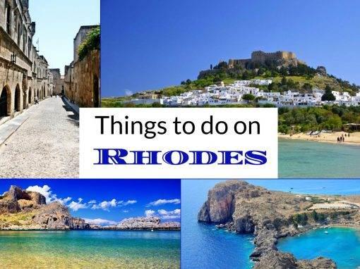 rhodes activities