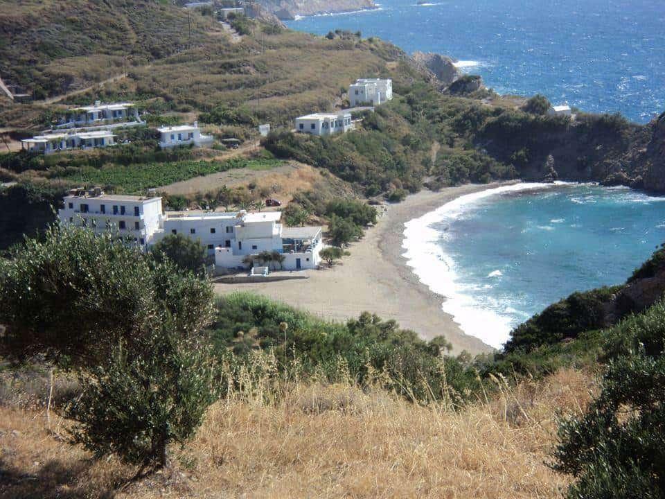 village in naxos