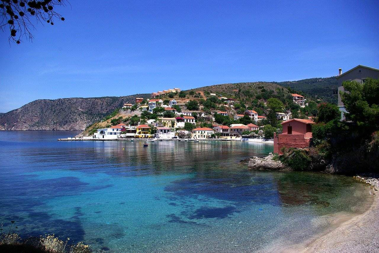 where to stay on kefalonia