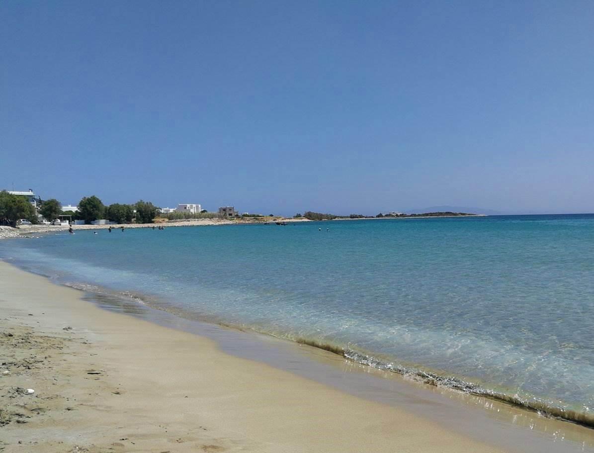 paros beachfront