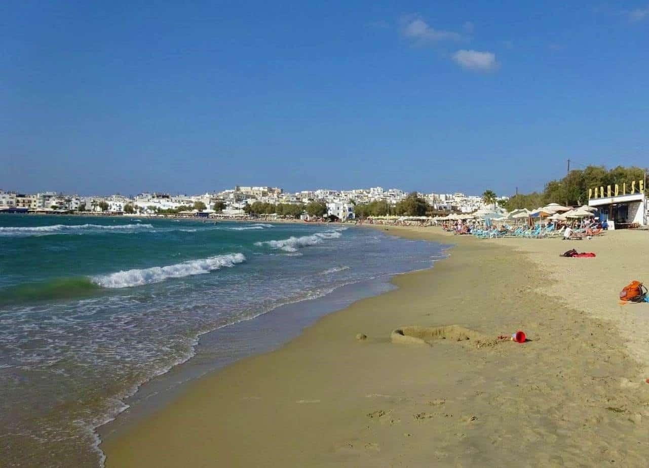 best beaches greece
