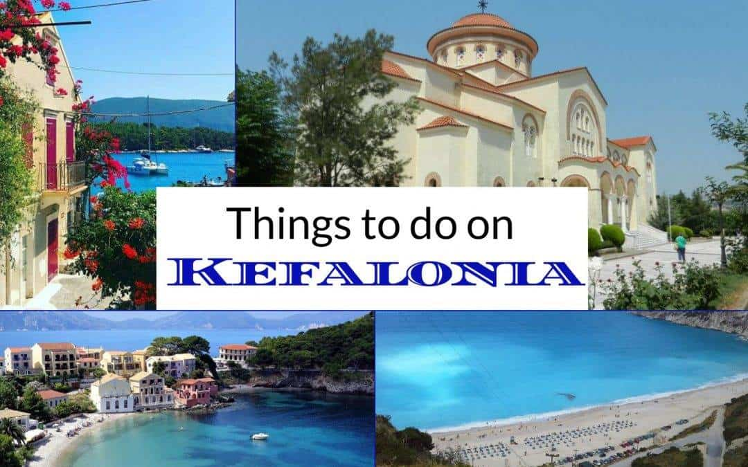 Things to do on Kefalonia