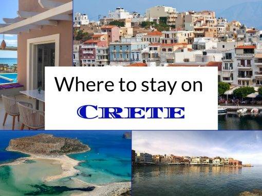 accommodation on Crete