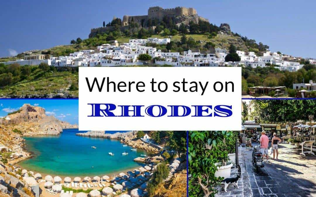 Where to stay in Rhodes