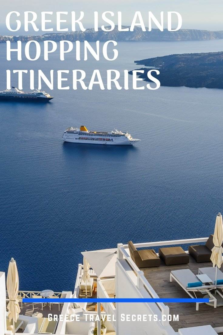 greece itineraries