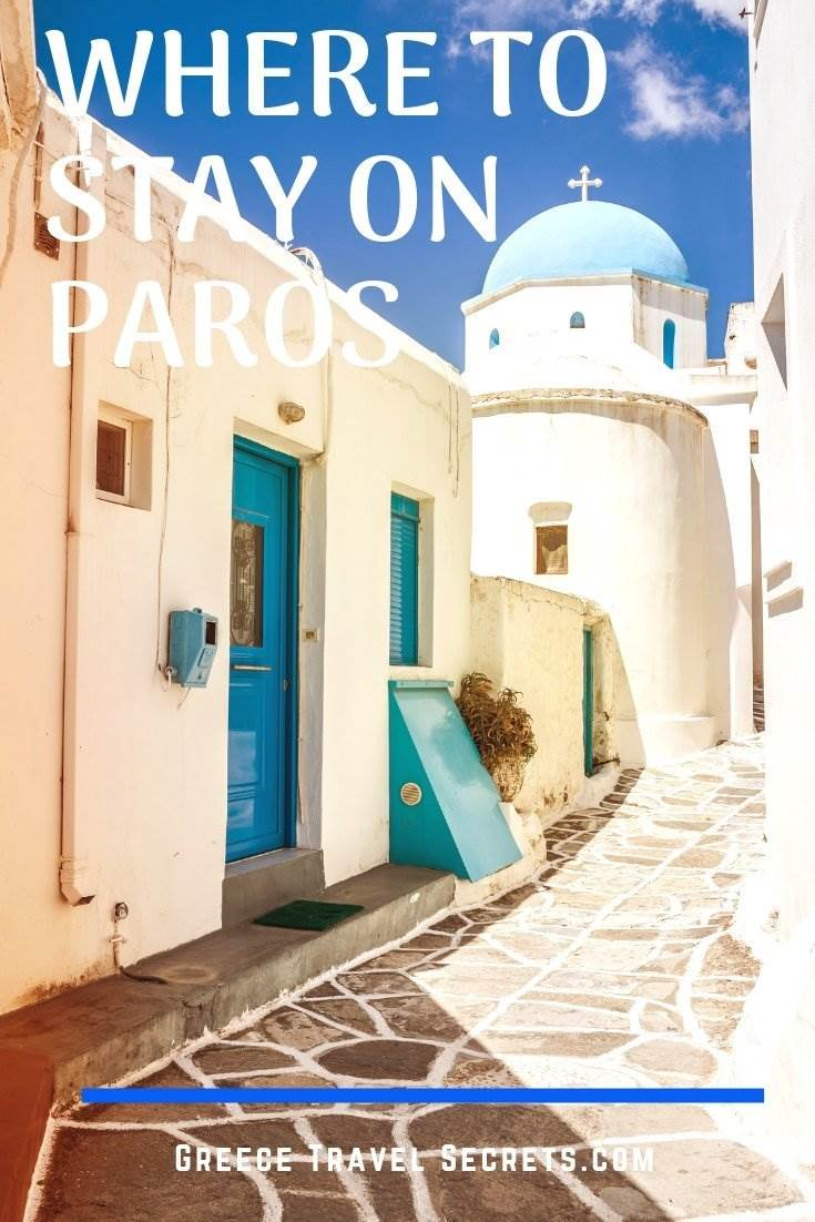 paros hotels greece