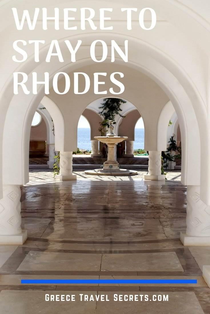 Rhodes hotels
