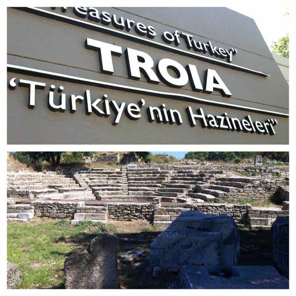 turkey battle of troy
