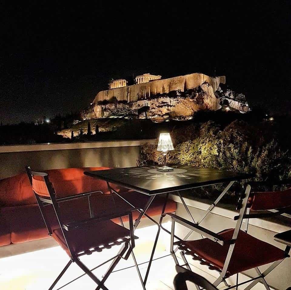 acropolis view luxury hotel