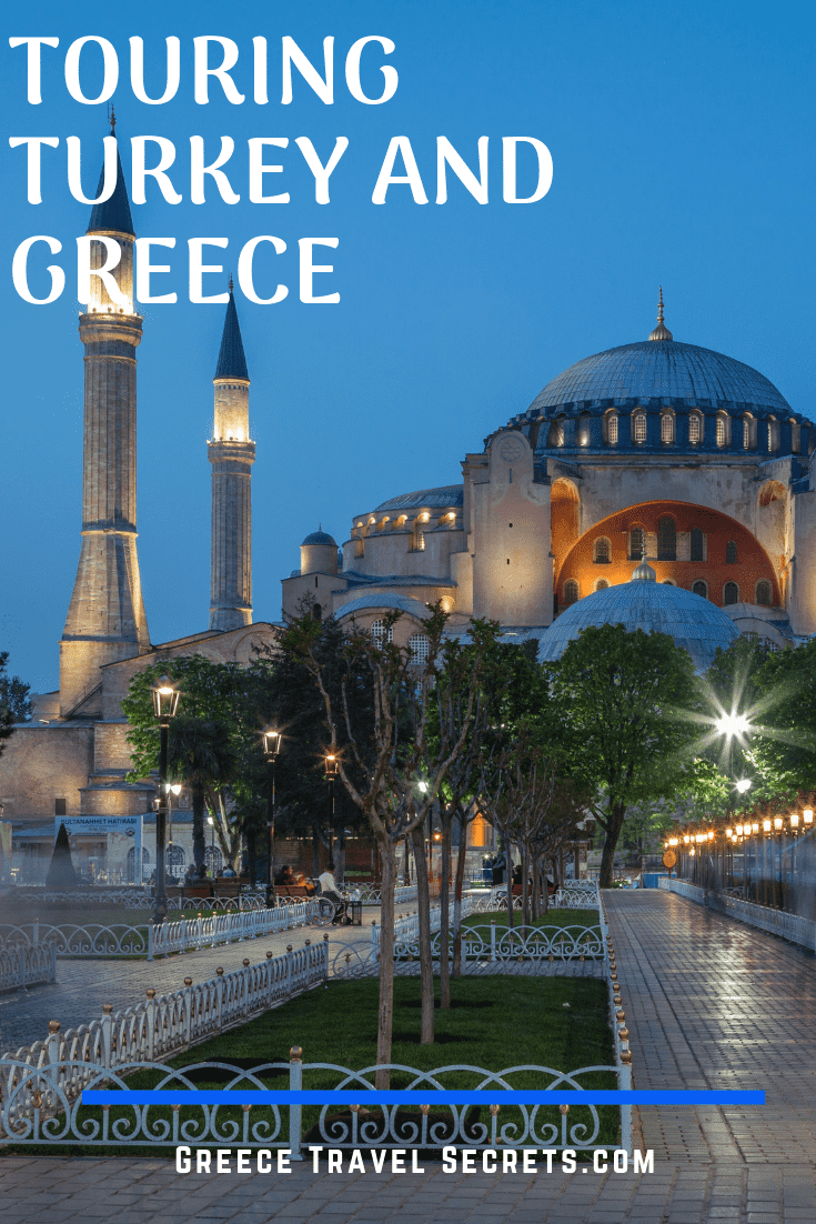 turkey and greece itinerary