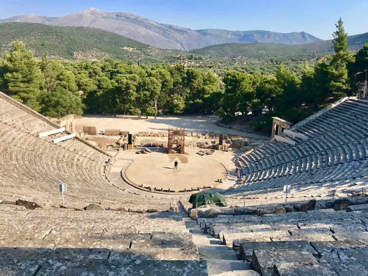 day trip from Athens