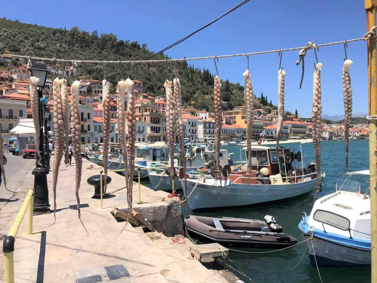 Peloponnese town