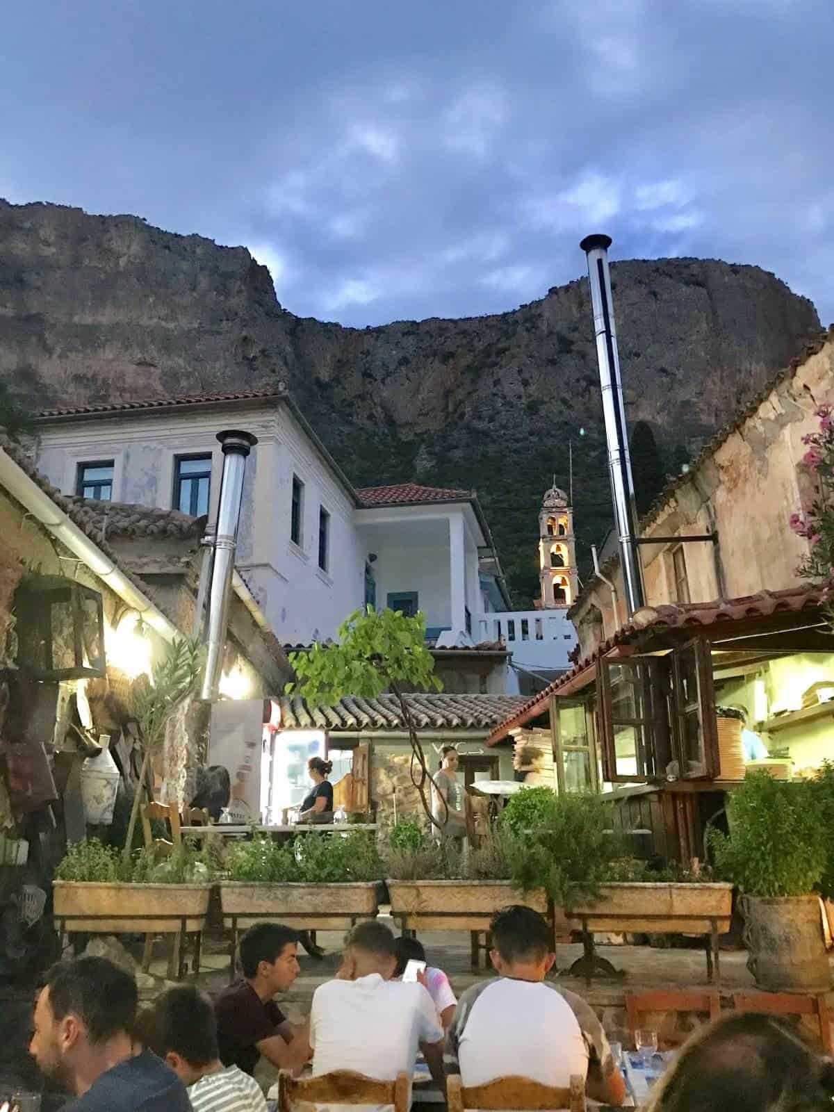peloponnese taverna