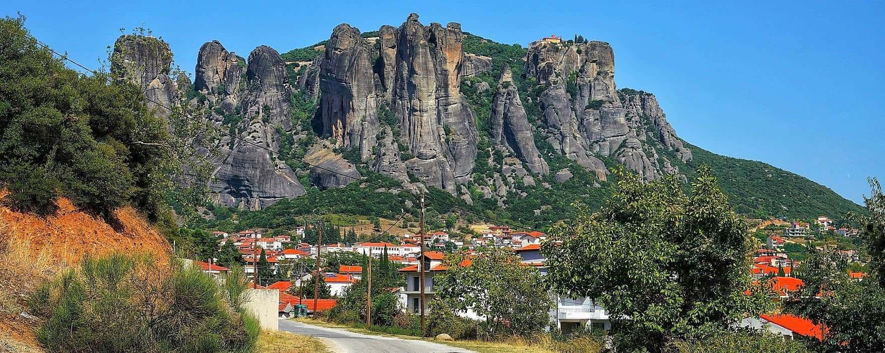 meteora accommodation