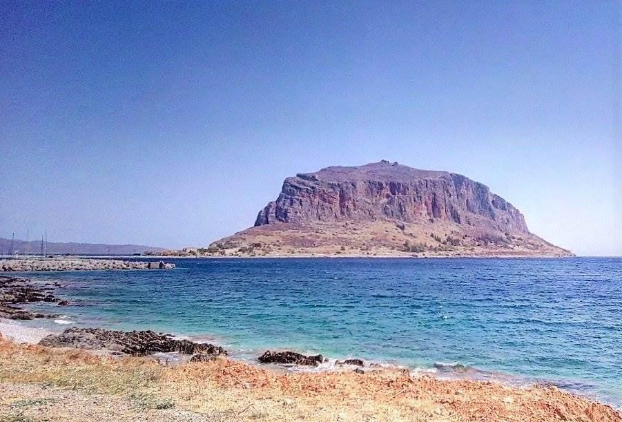 Peloponnese island