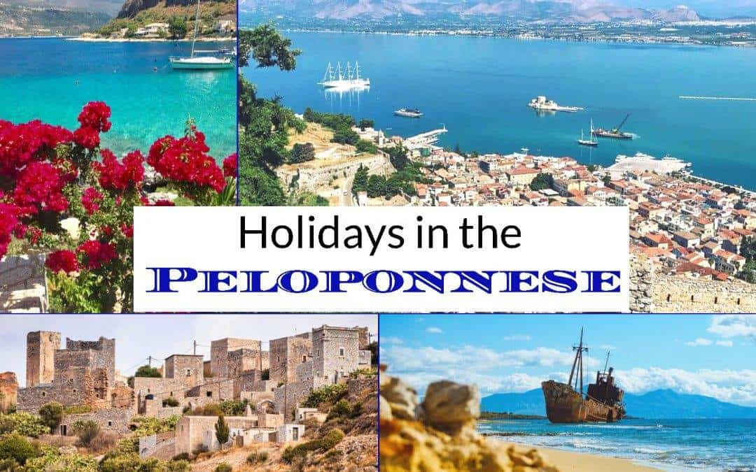 Peloponnese holidays – experience the real Greece on the Greek mainland