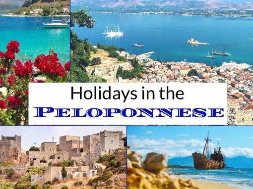 holidays in the peloponnese