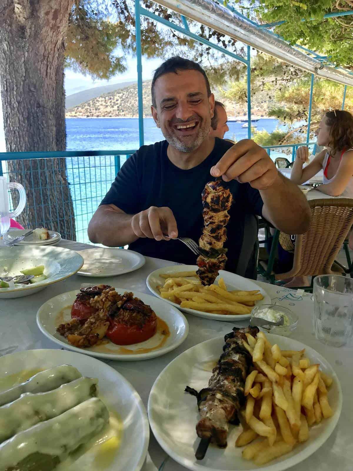 kefalonia restaurants
