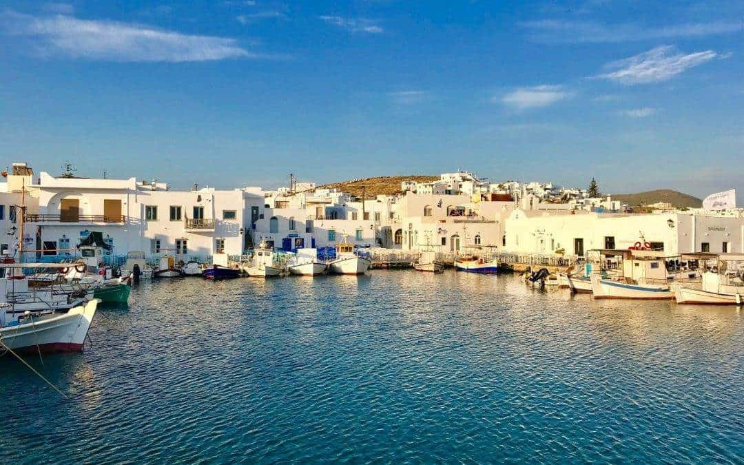 Where to stay on Paros
