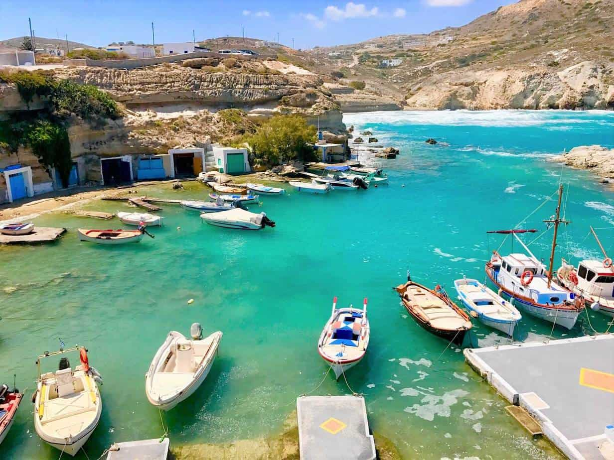 things to do on milos