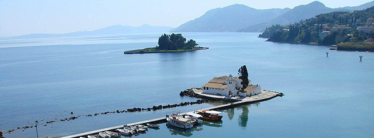 corfu attractions