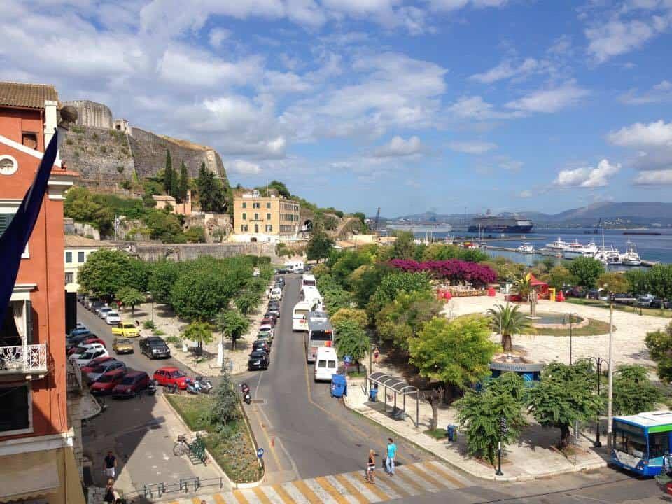 corfu  town hotels