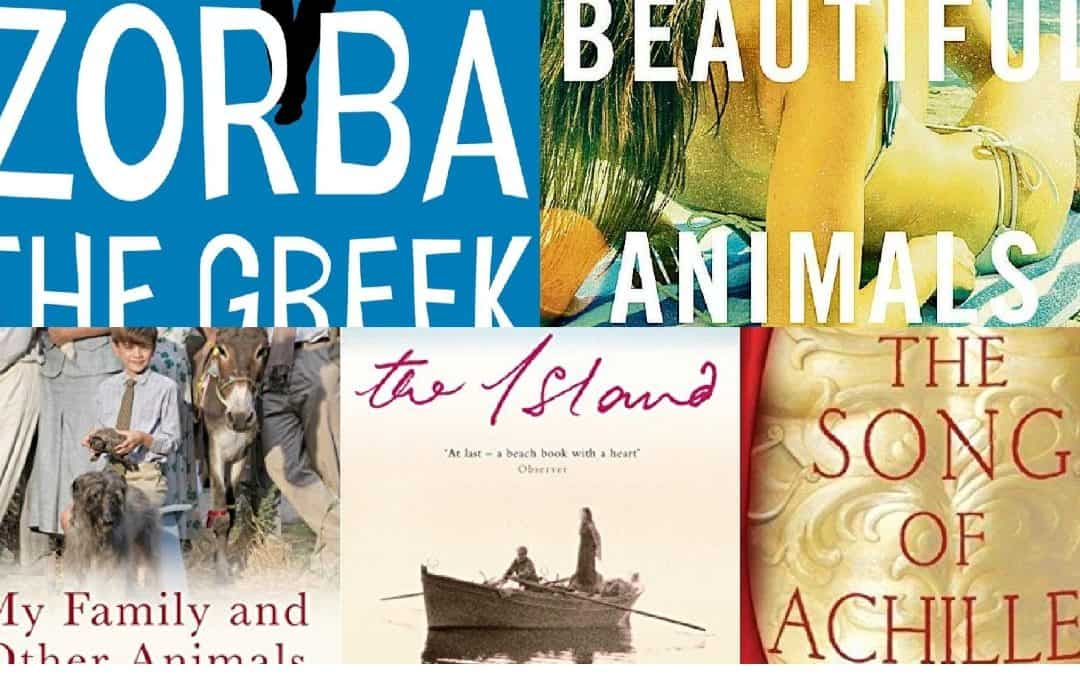 Books set in Greece