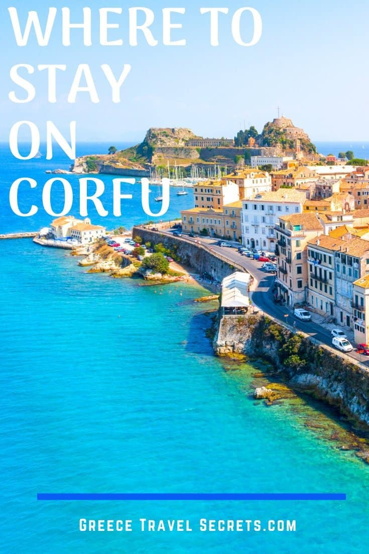 hotels in Corfu Town