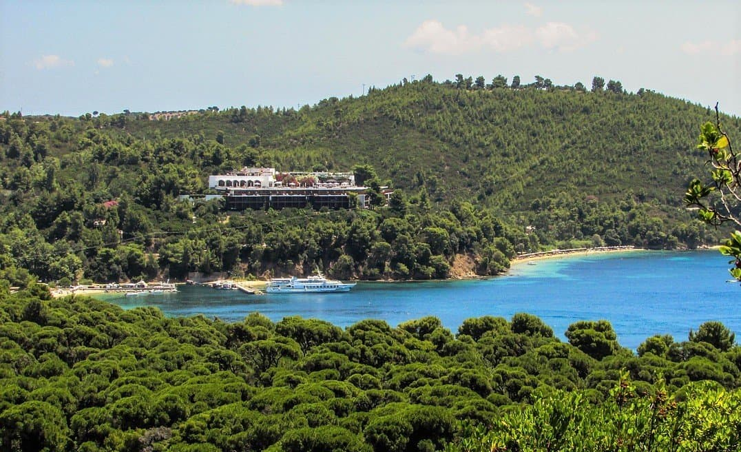 where to stay on Skiathos