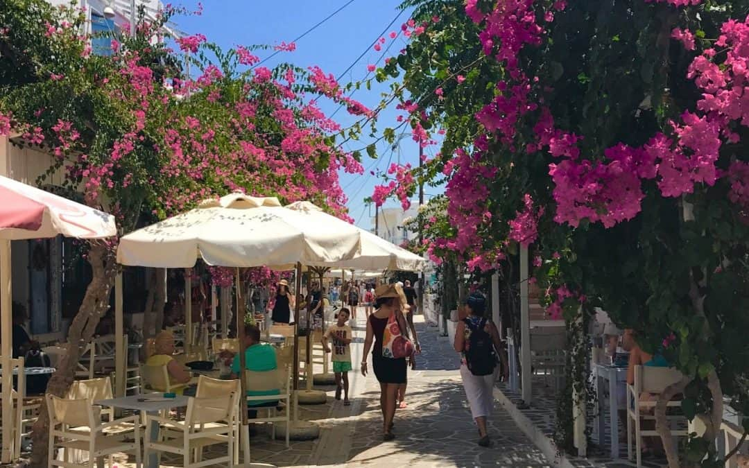 Antiparos,Greece – a guide to Hollywood's favourite Greek island