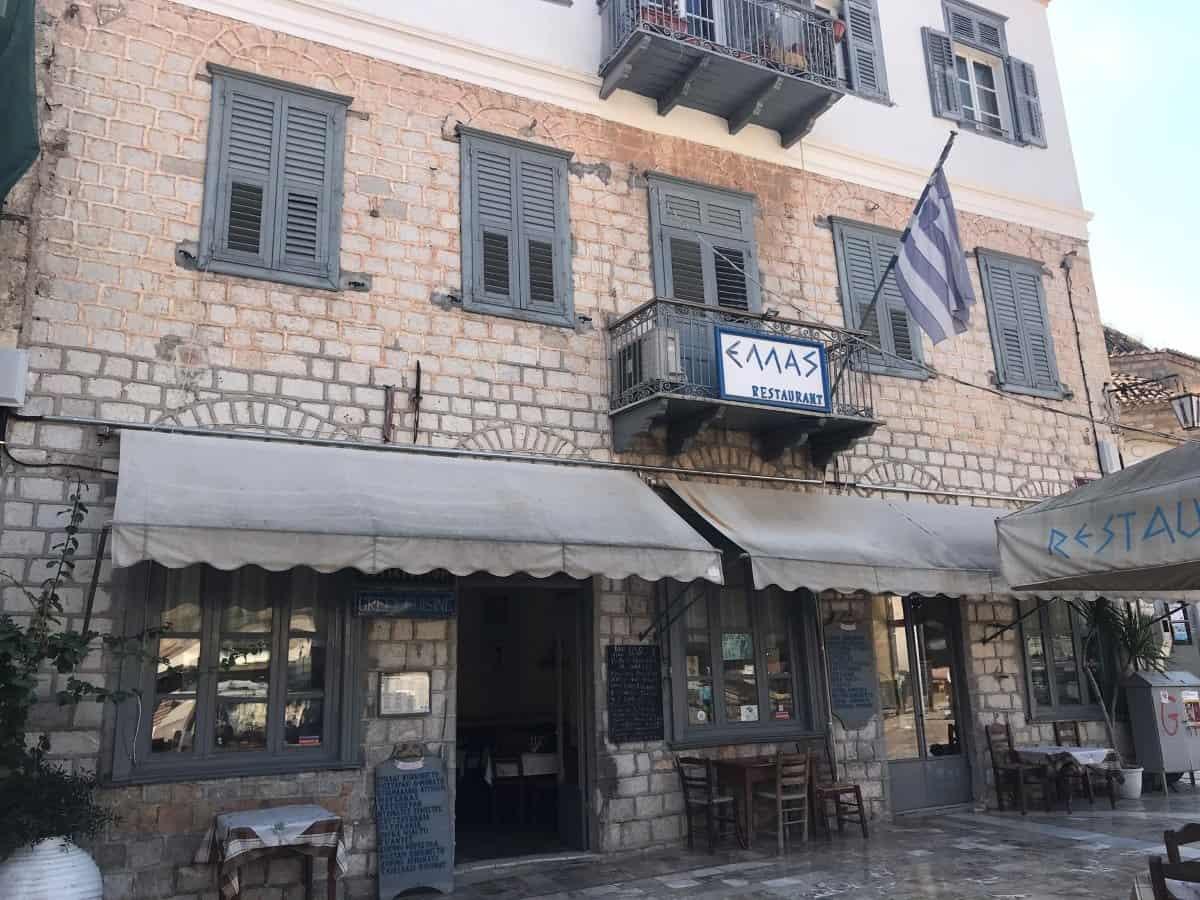 oldest taverna in greece