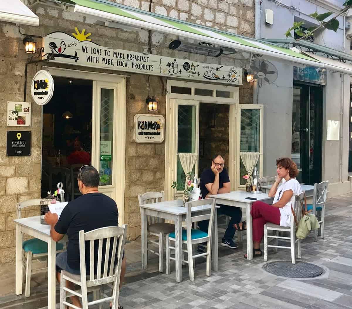 antiparos restaurant