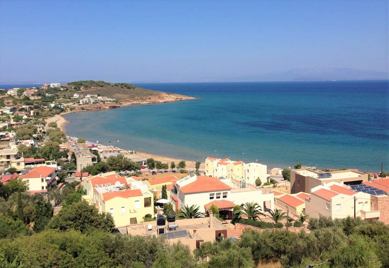 chios beaches