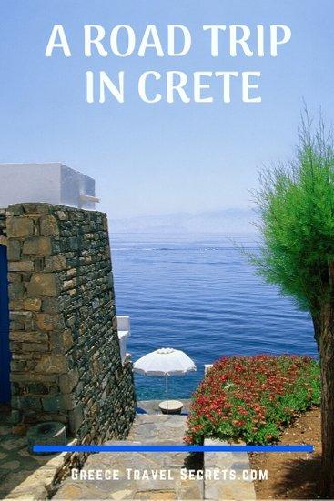 crete road trip