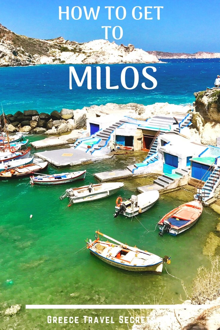 fishermans huts milos