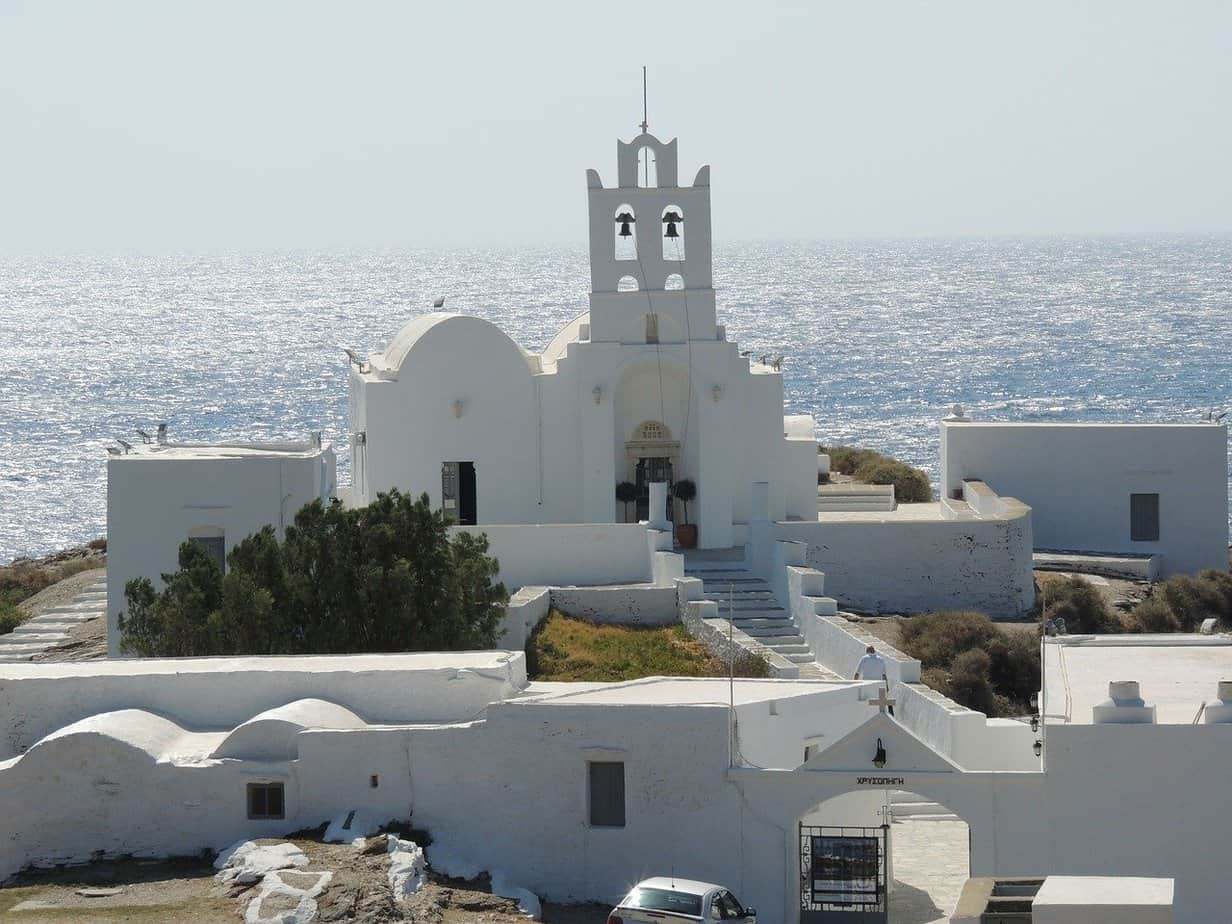 things to do on sifnos